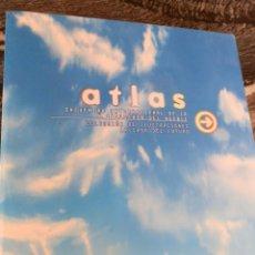 Libros de segunda mano: ATLAS.COLECCION DE ILUSTRACIONES LA CASA DEL FUTURO,1998, 35 FERIA MUEBLE VALENCIA. Lote 54079985