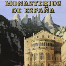 Libros de segunda mano: MONASTERIOS DE ESPAÑA III. HIPÓLITO DE SA BRAVO. LEÓN. EVEREST DE ED. 1998. . Lote 54295971