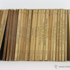 Libros de segunda mano: 5786- EL ARTE EN ESPAÑA. VARIOS AUTORES. EDI.THOMAS. 1940. Lote 48555872