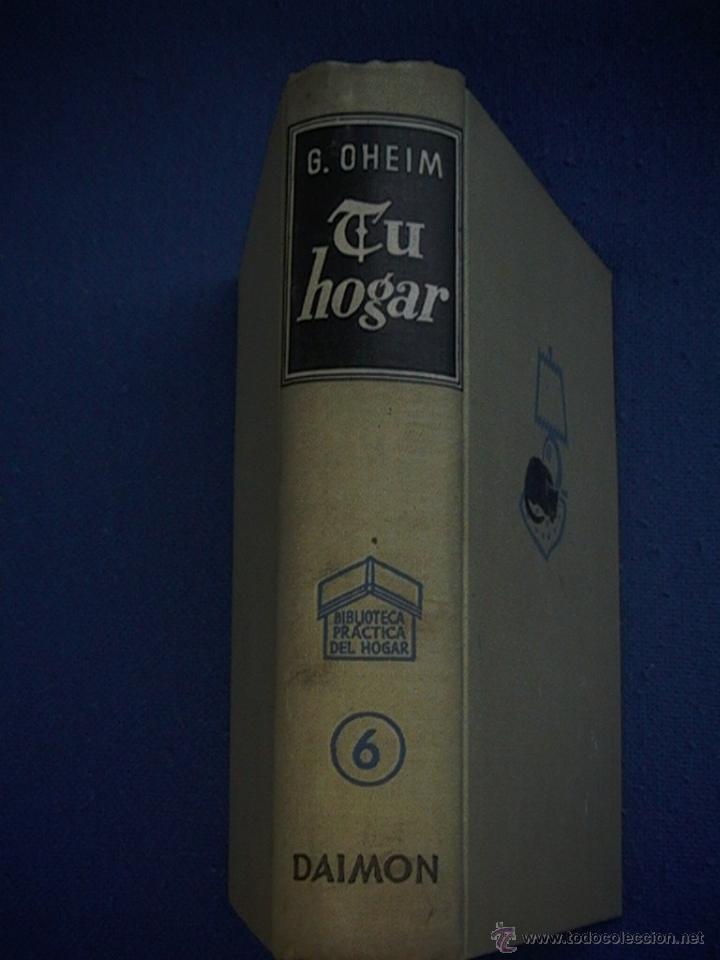 Libros de segunda mano: libro antiguo decoración arquitectura diseño - Foto 2 - 54995781