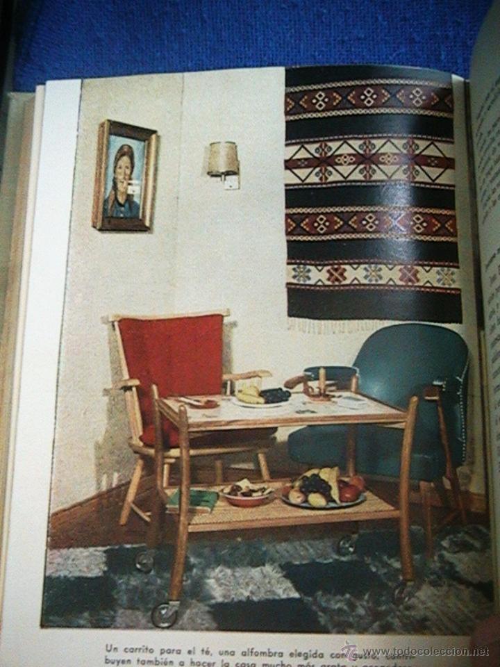 Libros de segunda mano: libro antiguo decoración arquitectura diseño - Foto 4 - 54995781