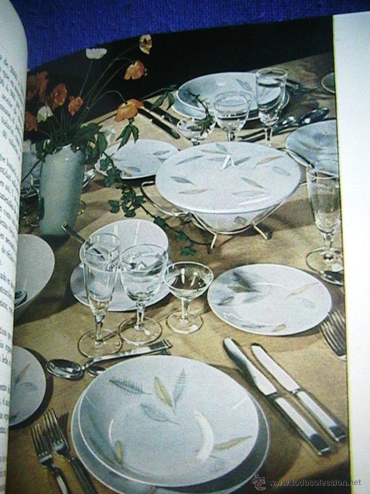 Libros de segunda mano: libro antiguo decoración arquitectura diseño - Foto 5 - 54995781