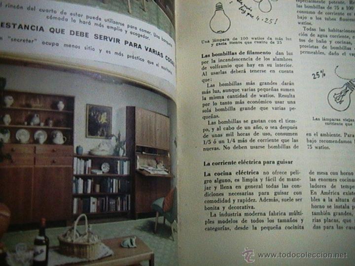 Libros de segunda mano: libro antiguo decoración arquitectura diseño - Foto 9 - 54995781
