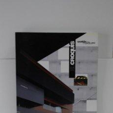 Libros de segunda mano: EL CROQUIS N 92 TRES MUNDOS MADRID 1998 ARQUITECTURA .- RENZO PIANO , TADAO ANDO , QUETGLAS. Lote 187116833