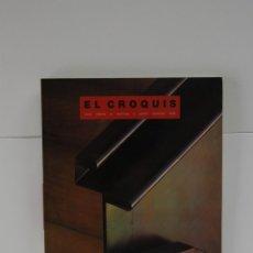 Libros de segunda mano: REVISTA ARQUITECTURA EL CROQUIS N 29 MADRID 1987 ARQUITECTURA ESPAÑOLA. Lote 277690808