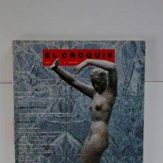 Libros de segunda mano: EL CROQUIS Nº 26 - ENRIC MIRALLES, TUSQUETS, IGNASI SOLA-MORALES MADRID, OCTUBRE 1986 ARQUITECTURA. Lote 277690038