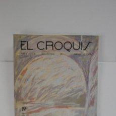 Libros de segunda mano: EL CROQUIS Nº 19 1985 ARQUITECTURA. Lote 277689128