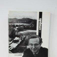 Libros de segunda mano: EL CROQUIS Nº 98 RAFAEL MONEO RAFAEL MONEO 1995-2000 ARQUITECTURA. Lote 187117420
