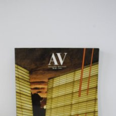 Libros de segunda mano: REVISTA AV MONOGRAFÍAS 81 82 ESPAÑA 2000 ARQUITECTURA. Lote 55230213