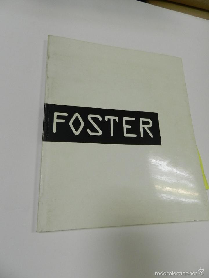 NORMAN FOSTER, OBRES I PROJECTES, 1981-1988 : NORMAN FOSTER, WORKS AND PROJECTS ARQUITECTURA (Libros de Segunda Mano - Bellas artes, ocio y coleccionismo - Arquitectura)
