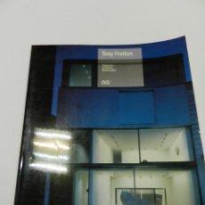 Libros de segunda mano: TONY FRETTON. TURNBULL, DAVID ARQUITECTURA . Lote 55304616