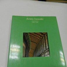 Libros de segunda mano: ARATA ISOZAKI: ARQUITECTURA 1960-1990 DAVID B. STEWART; HAJIME YATSUKA ARQUITECTURA GUSTAVO GILI. Lote 55317661