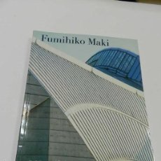 Libros de segunda mano: FUMIHIKO MAKI : BUILDINGS AND PROJECTS. NY 1997 ARQUITECTURA. Lote 55318026