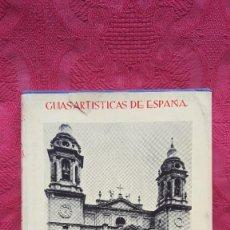 Libros de segunda mano: NAVARRA. GUIAS ARTISTICAS DE ESPAÑA Nº17. JUAN EDUARDO CIRLOT. EDITORIAL ARIES. Lote 55354957