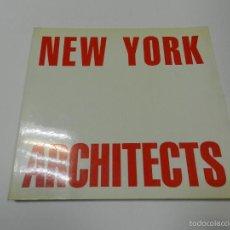 Libros de segunda mano: NEW YORK ARCHITECTS . GUERRERA, GIUSEPPI 1987 .- ARQUITECTURA . Lote 55389477
