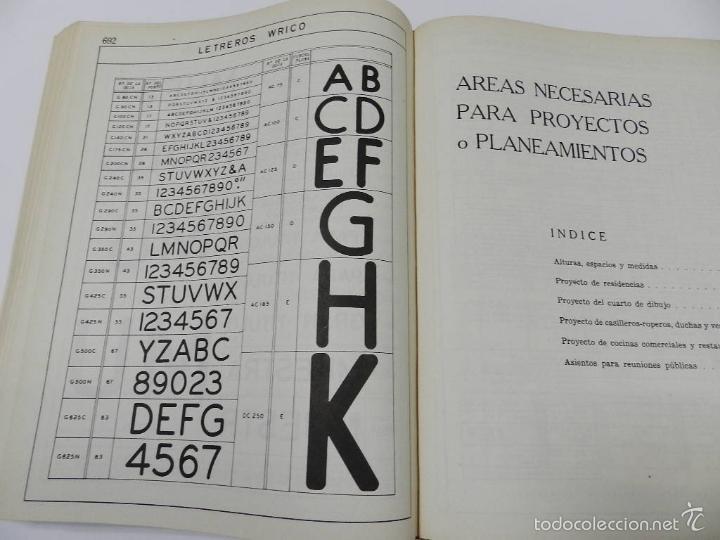 Libros de segunda mano: ESTÁNDARES GRÁFICOS ARQUITECTURA. RAMSEY SLEEPER. – ARQUITECTURA - Foto 19 - 55615083