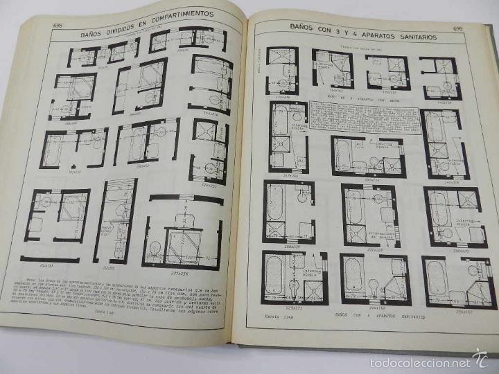 Libros de segunda mano: ESTÁNDARES GRÁFICOS ARQUITECTURA. RAMSEY SLEEPER. – ARQUITECTURA - Foto 20 - 55615083