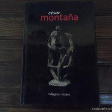Libros de segunda mano: CÉSAR MONTAÑA. Lote 55800353
