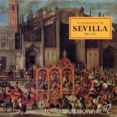 Libros de segunda mano: ICONOGRAFIA DE SEVILLA 1650-1790. Lote 55809230