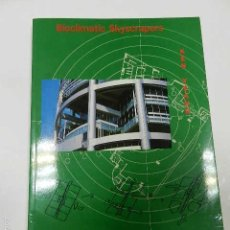 Libros de segunda mano: BIOCLIMATIC SKYSCRAPERS PAPERBACK – KENNETH YEANG 1994 ARQUITECTURA . Lote 56055379