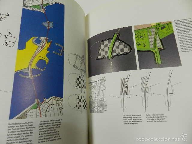 Libros de segunda mano: TOPOS LANDSCAPE MAGAZINE MAYO 1993 PORTADA CESAR MANRIQUE ARQUITECTURA - Foto 2 - 56076166