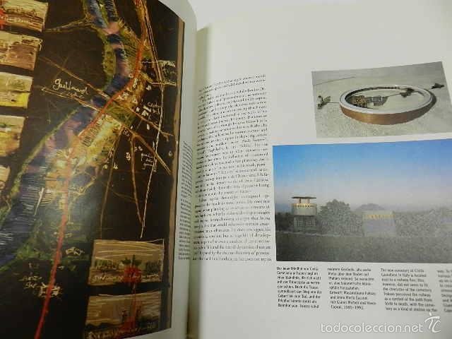 Libros de segunda mano: TOPOS LANDSCAPE MAGAZINE MAYO 1993 PORTADA CESAR MANRIQUE ARQUITECTURA - Foto 3 - 56076166