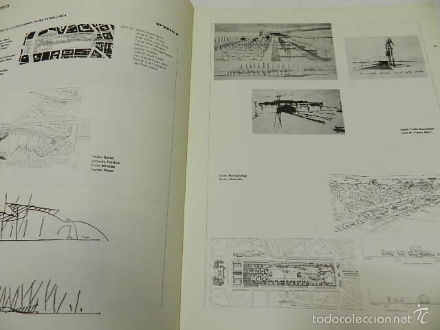 libros de segunda mano revista del colegio oficial de arquitectos de madrid coderch