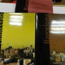 Libros de segunda mano: ANOLECRAB, BARCELONA-PELL I ULLS, 18 ANYS VICENÇ ALTAIO 2003 ARQUITECTURA . Lote 56126484