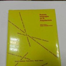 Libros de segunda mano: NUEVOS LENGUAJES EN LA ARQUITECTURA-PETER COOK-ROSIE LLEWELLYN-JONES- GUSTAVO GILI, 1991. Lote 56234376