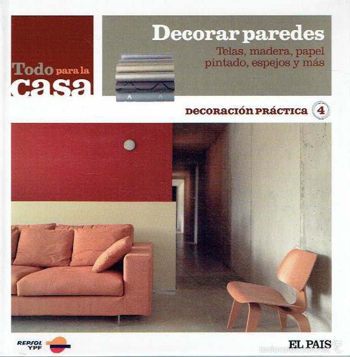 Decorar paredes telas madera papel pintado comprar for Espejos segunda mano barcelona