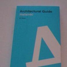 Libros de segunda mano: ULF MEYER. ARCHITECTURAL GUIDE: HELSINKI. RM74474. . Lote 56614656