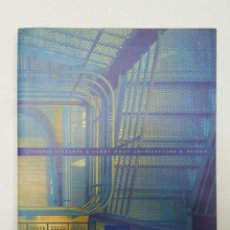 Libros de segunda mano: ANTONIO CITTERIO ET TERRY DWAN ARCHITECTURE ET DESIGN FITOUSSI, BRIGITTE ARQUITECTURA. Lote 56648082