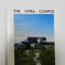 Libros de segunda mano: VITRA CAMPUS - VITRA DESIGN MUSEUM VVAA ARQUITECTURA DISEÑO. Lote 56678015