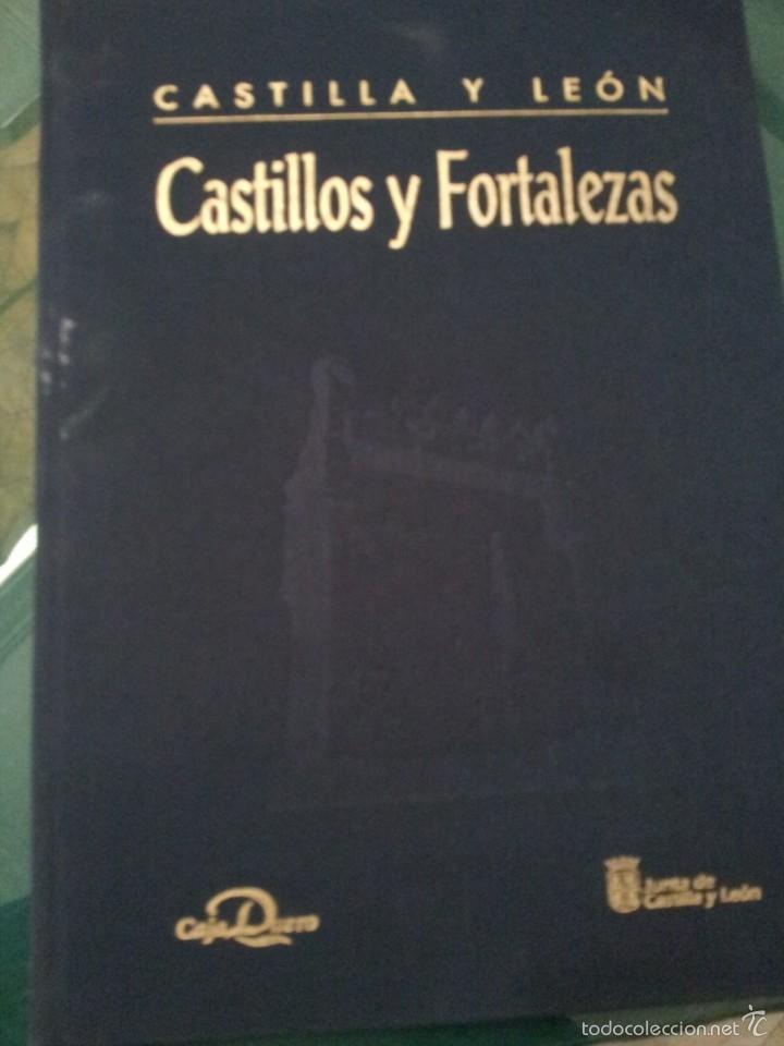 CASTILLOS Y FORTALEZAS DE CASTILLA-LEON (Libros de Segunda Mano - Bellas artes, ocio y coleccionismo - Arquitectura)