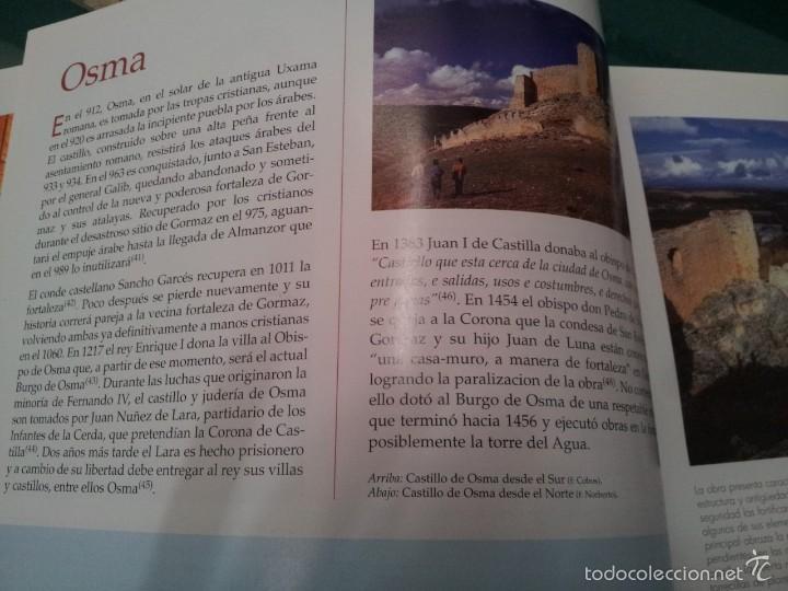 Libros de segunda mano: CASTILLOS Y FORTALEZAS DE CASTILLA-LEON - Foto 3 - 56694415
