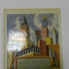 Libros de segunda mano: ARQUITECTURAS, 1983-1987. COMUNIDAD DE MADRID. ARQUITECTURA . Lote 56731809