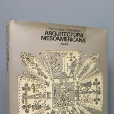 Libros de segunda mano: ARQUITECTURA MESOAMERICANA. VV.AA. ILUSTRADO. Lote 56733092