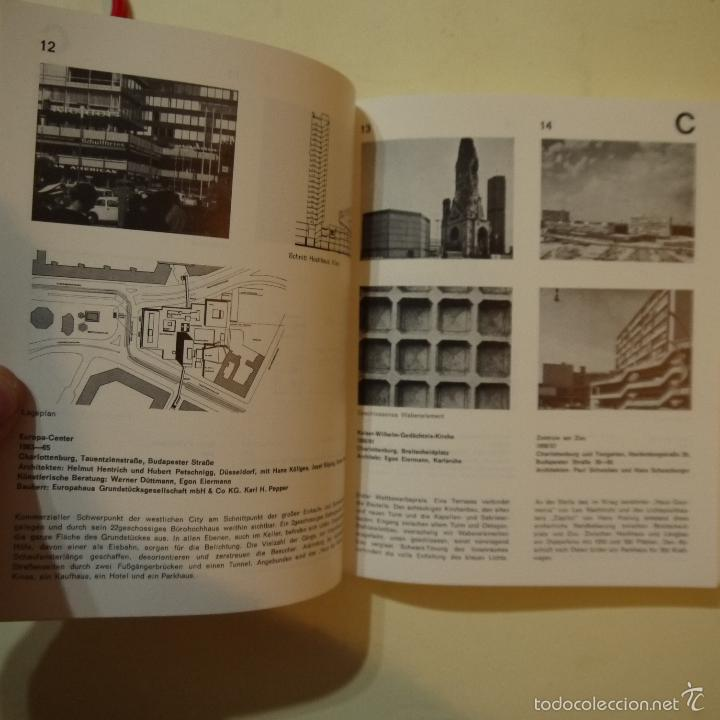 Libros de segunda mano: BAUEN SEIT 1900 IN BERLIN - CONSTRUCCIONES DESDE 1900 EN BERLIN - 1985 - Foto 3 - 56841215