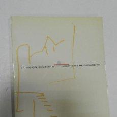 Libros de segunda mano: LA SEU DEL COL•LEGI D'ARQUITECTES DE CATALUNYA, BARCELONA 1962-1987'. COAC 1988 ARQUITECTURA . Lote 57055888