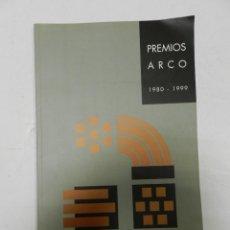 Libros de segunda mano: REVISTA PREMIOS ARCO 1981 1990 VV.AA ARTE ARQUITECTURA . Lote 57143242