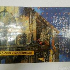 Libros de segunda mano: 1988 ARQUITECTURA LATINOAMERICANA TRADICIÓN Y MODERNIDAD REVISTA ARS N°10 VVAA DESCATALOGADA . Lote 57144030
