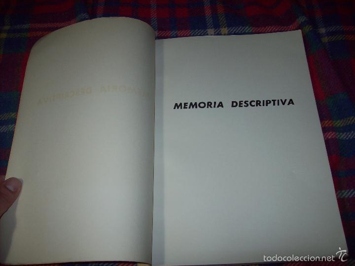 Libros de segunda mano: PROYECTO INDUSTRIAL DE REFORMA PARA DIARIO DE MALLORCA . ANTONIO BENNÀSSAR.1967. ARQUITECTURA. - Foto 2 - 57167433