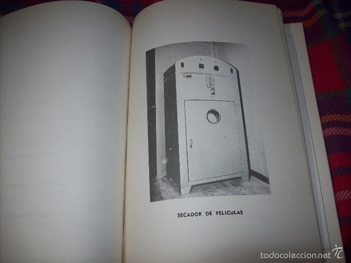 Libros de segunda mano: PROYECTO INDUSTRIAL DE REFORMA PARA DIARIO DE MALLORCA . ANTONIO BENNÀSSAR.1967. ARQUITECTURA. - Foto 11 - 57167433