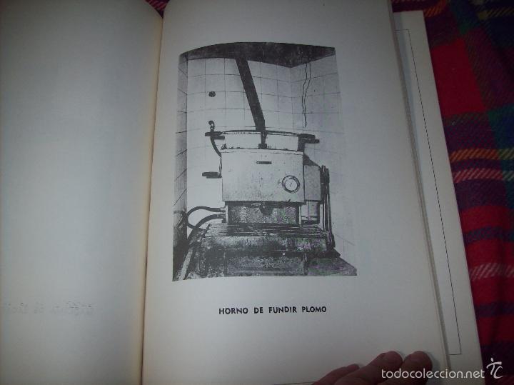 Libros de segunda mano: PROYECTO INDUSTRIAL DE REFORMA PARA DIARIO DE MALLORCA . ANTONIO BENNÀSSAR.1967. ARQUITECTURA. - Foto 13 - 57167433