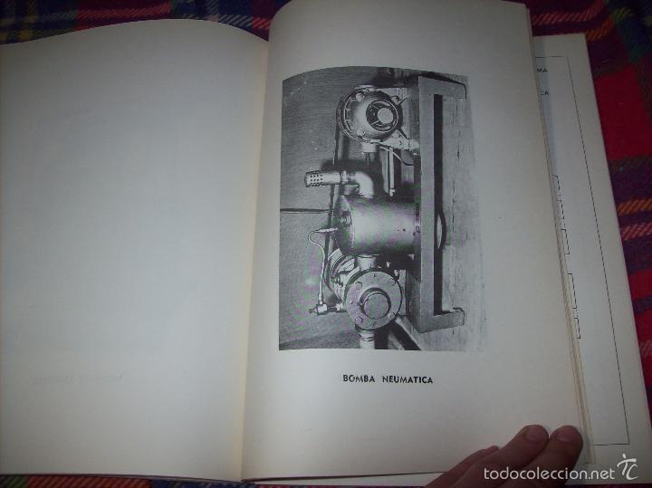 Libros de segunda mano: PROYECTO INDUSTRIAL DE REFORMA PARA DIARIO DE MALLORCA . ANTONIO BENNÀSSAR.1967. ARQUITECTURA. - Foto 19 - 57167433
