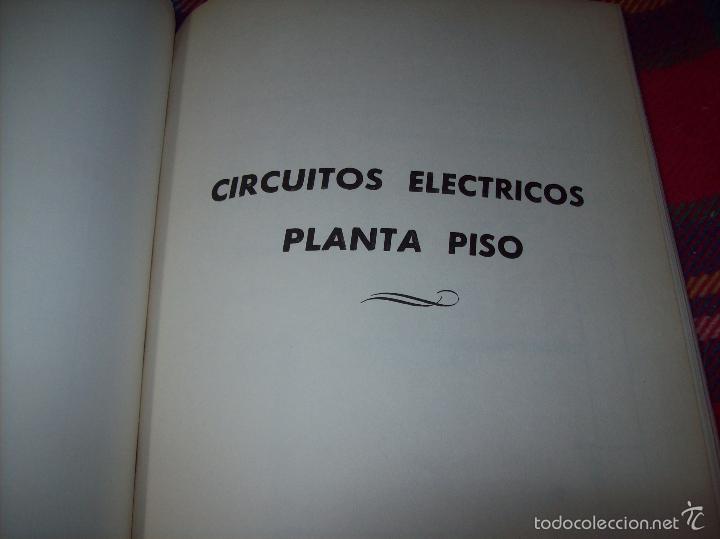 Libros de segunda mano: PROYECTO INDUSTRIAL DE REFORMA PARA DIARIO DE MALLORCA . ANTONIO BENNÀSSAR.1967. ARQUITECTURA. - Foto 33 - 57167433
