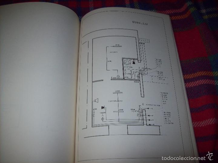 Libros de segunda mano: PROYECTO INDUSTRIAL DE REFORMA PARA DIARIO DE MALLORCA . ANTONIO BENNÀSSAR.1967. ARQUITECTURA. - Foto 35 - 57167433