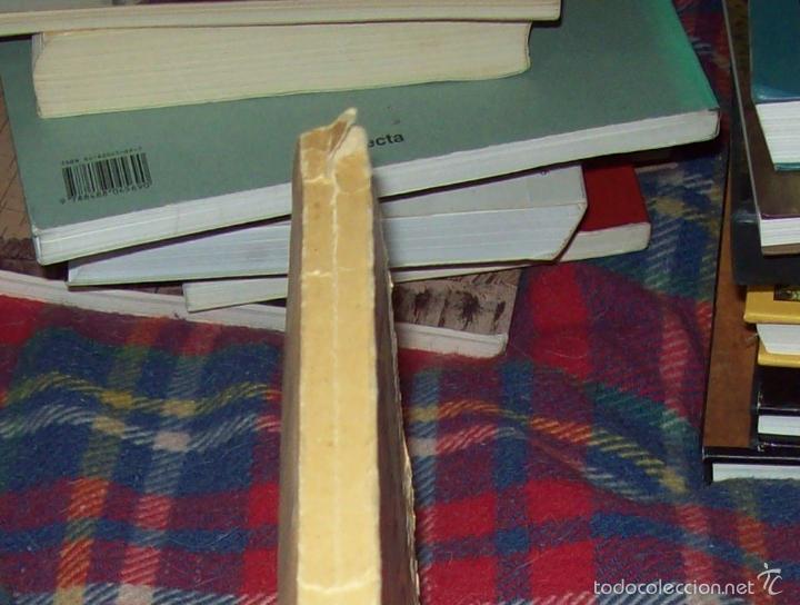 Libros de segunda mano: PROYECTO INDUSTRIAL DE REFORMA PARA DIARIO DE MALLORCA . ANTONIO BENNÀSSAR.1967. ARQUITECTURA. - Foto 46 - 57167433