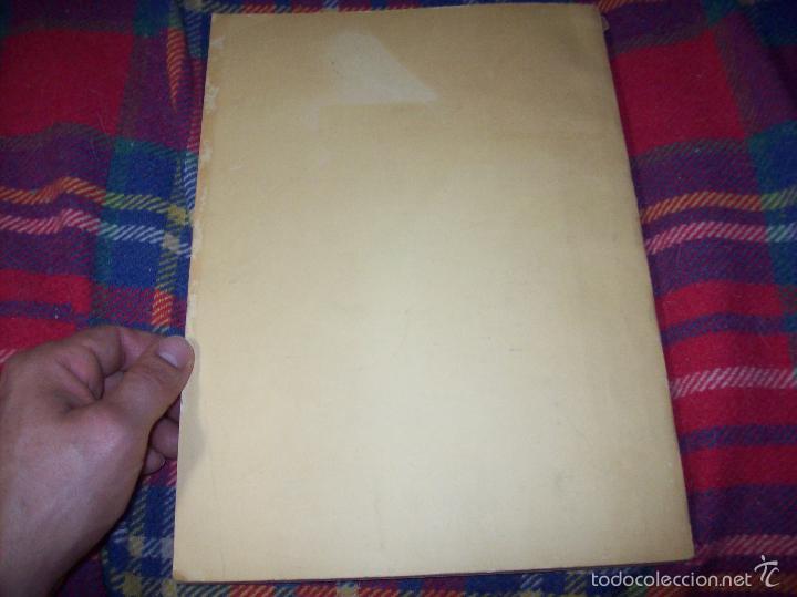 Libros de segunda mano: PROYECTO INDUSTRIAL DE REFORMA PARA DIARIO DE MALLORCA . ANTONIO BENNÀSSAR.1967. ARQUITECTURA. - Foto 47 - 57167433