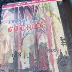 Libros de segunda mano: TEORIA DEL GOTICO CARLOS ANTONIO AREAN AÑO 1961. Lote 57454770